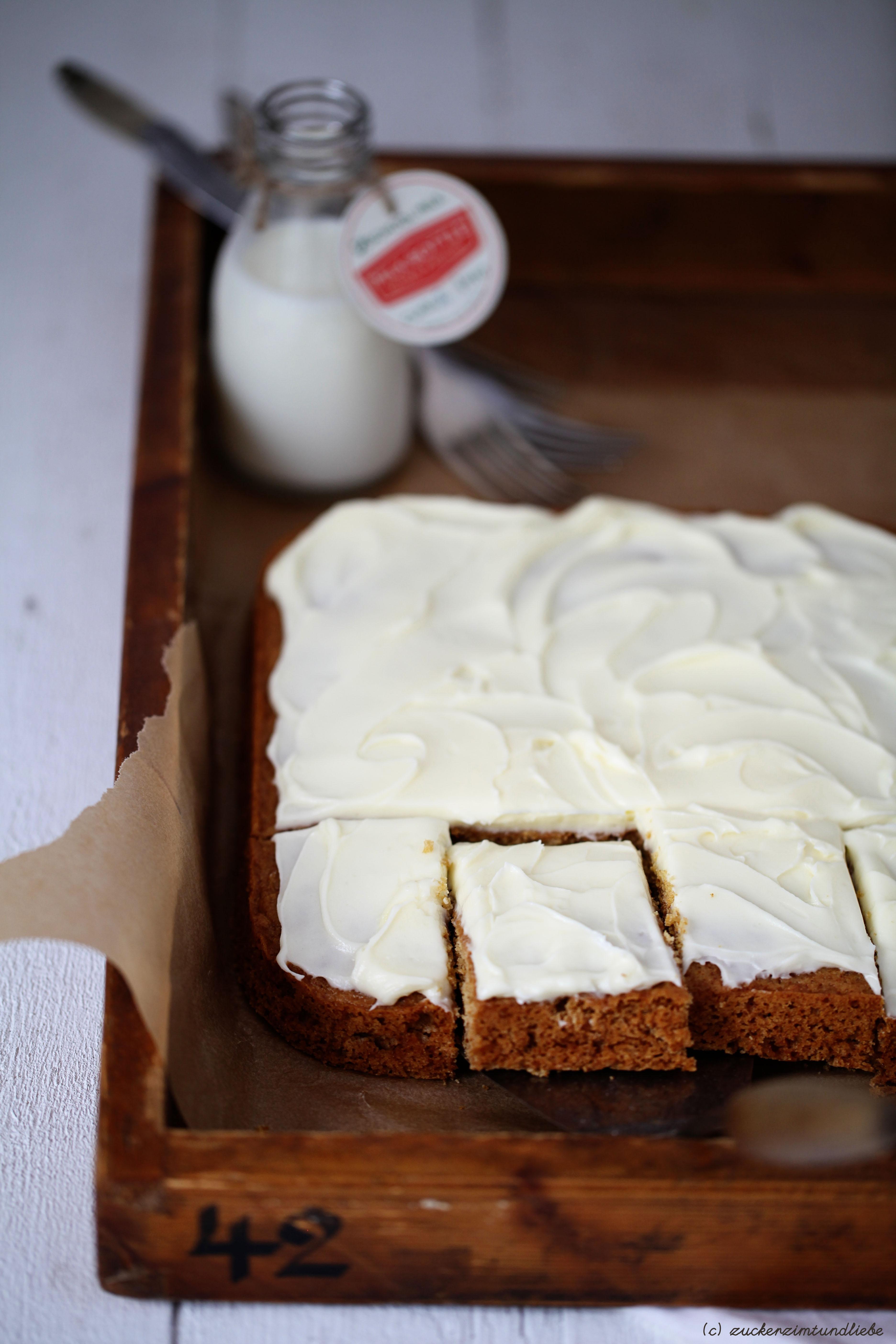 Spekulatius Kuchen Rezept Zucker Zimt und Liebe
