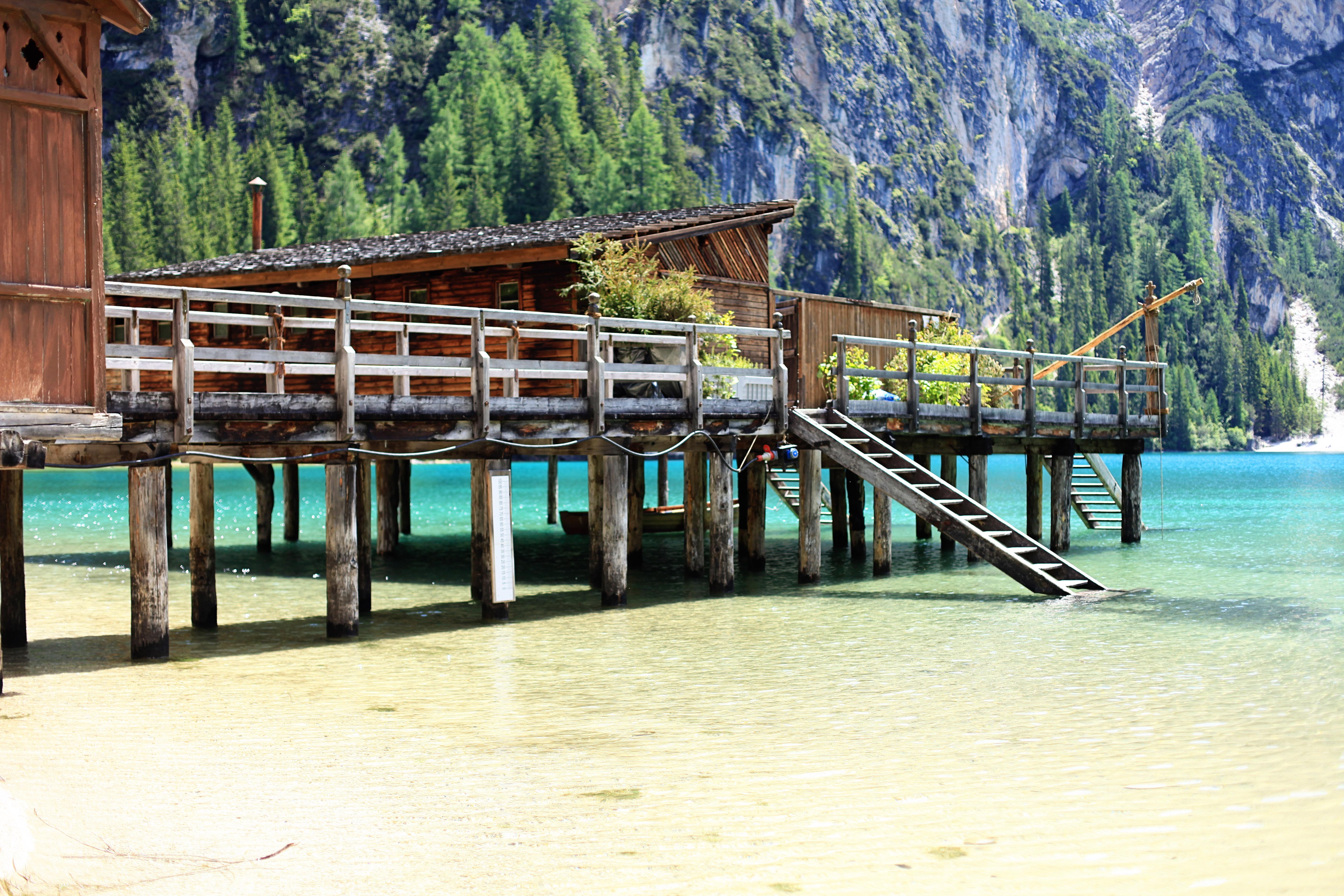 Zuckerzimtundliebe Südtirol Pragser Wildsee