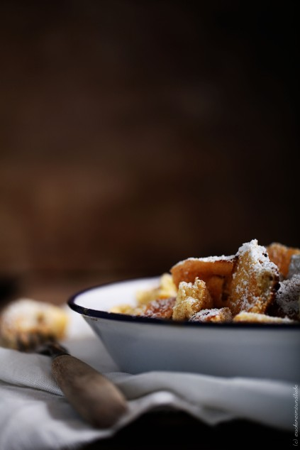 Kaiserschmarrn Rezept mit Kokosnuss Foodblog Zucker Zimt und Liebe