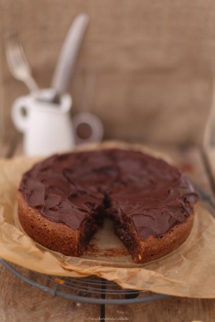 Zuckerzimtundliebe Lecker Bakery Schokoladenkuchen