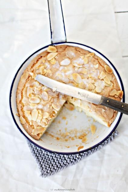 Schwedischer Kuchen Mandeln Rezept Zuckerzimtundliebe Besuchskuchen einfach