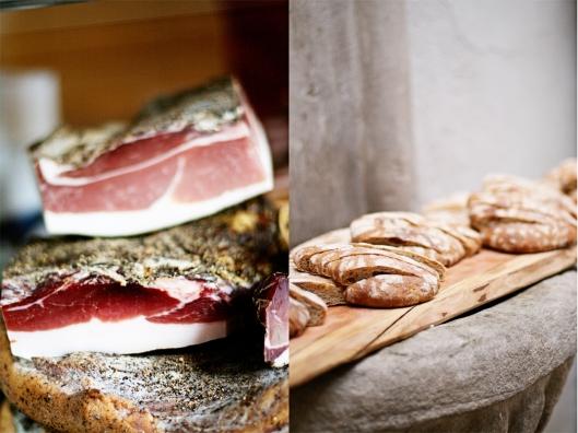 Zuckerzimtundliebe Foodblog in Südtirol Genussfestival Brot und Speck