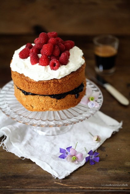 Zuckerzimtundliebe Rezept Südtirol Schwarzplentene Buchweizen Torte Kuchen buckwheat cake