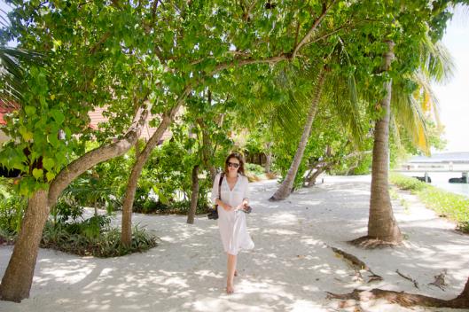 Zuckerzimtundliebe Kurumba Maldives Kokosnuss