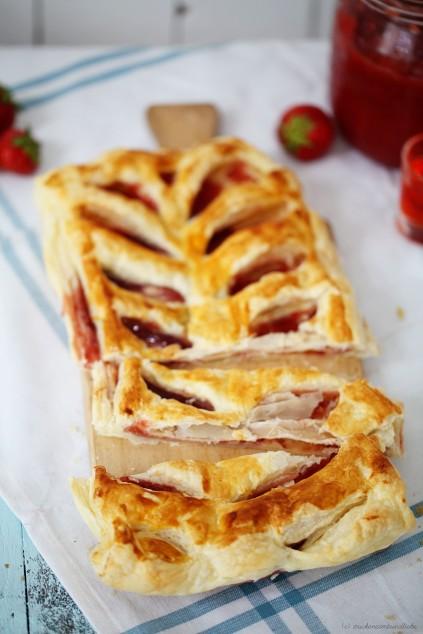 Zuckerzimtundliebe Foodblog Marmeladenrezept Erdbeere Aperol Konfitüren Tarte