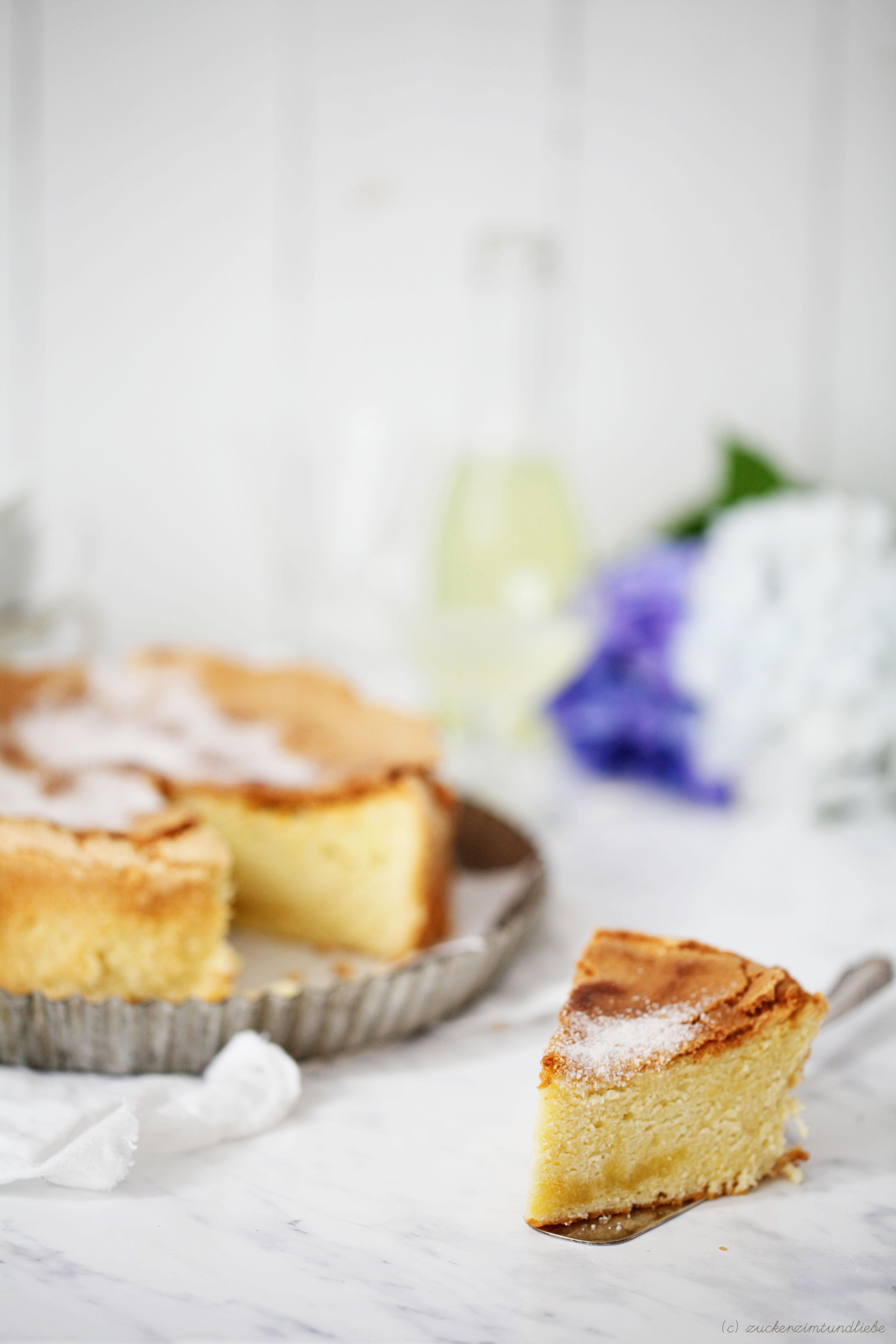 Olivenolkuchen Mit Limoncello Und Zuckerkruste Torta All Olio D