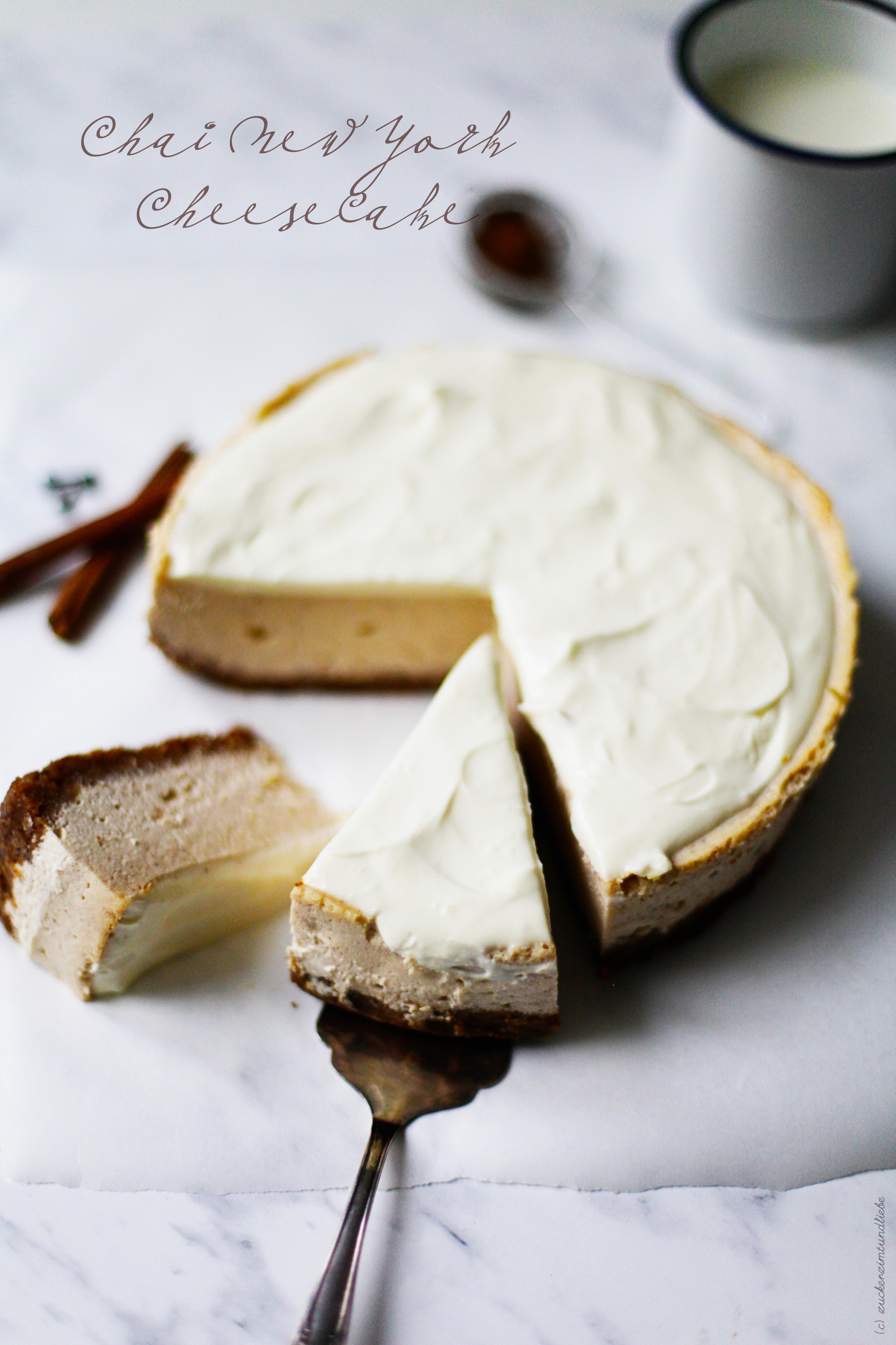 chai cheesecake rezept recipe zucker zimt und liebe. Black Bedroom Furniture Sets. Home Design Ideas