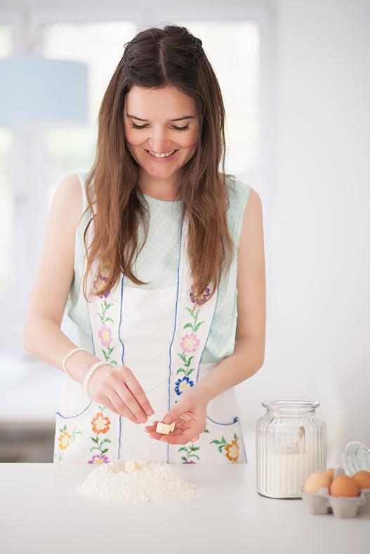Zucker, Zimt und Liebe Kochbuch Backbuch Virginia Horstmann Foodblog