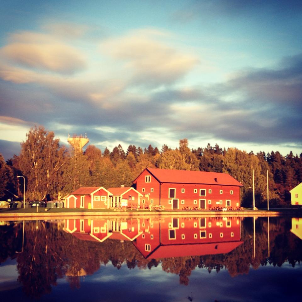 Götakanal Westschweden Norrqvarn Zuckerzimtundliebe