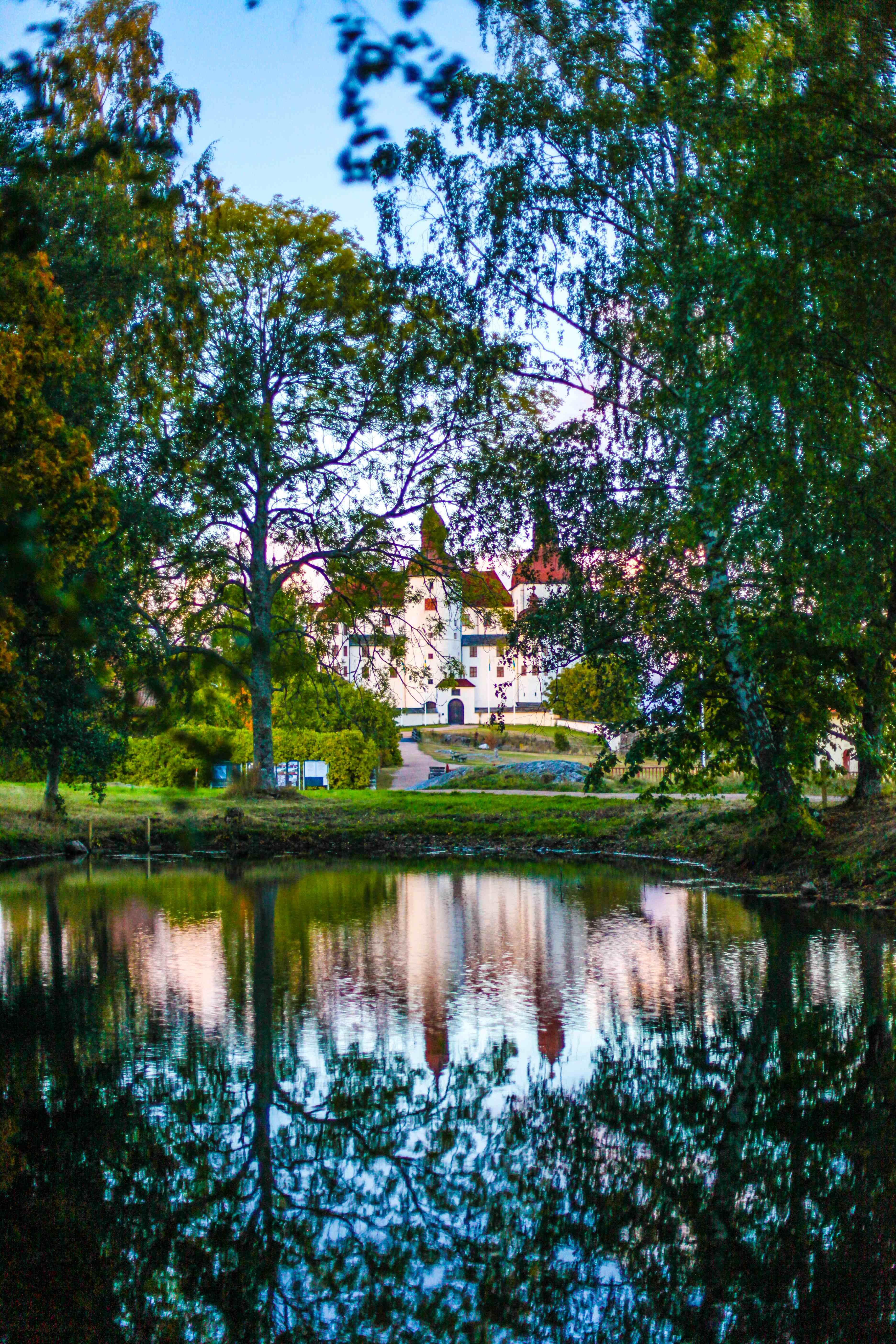 Schloss Läckö Vänernsee Westschweden Zuckerzimtundliebe