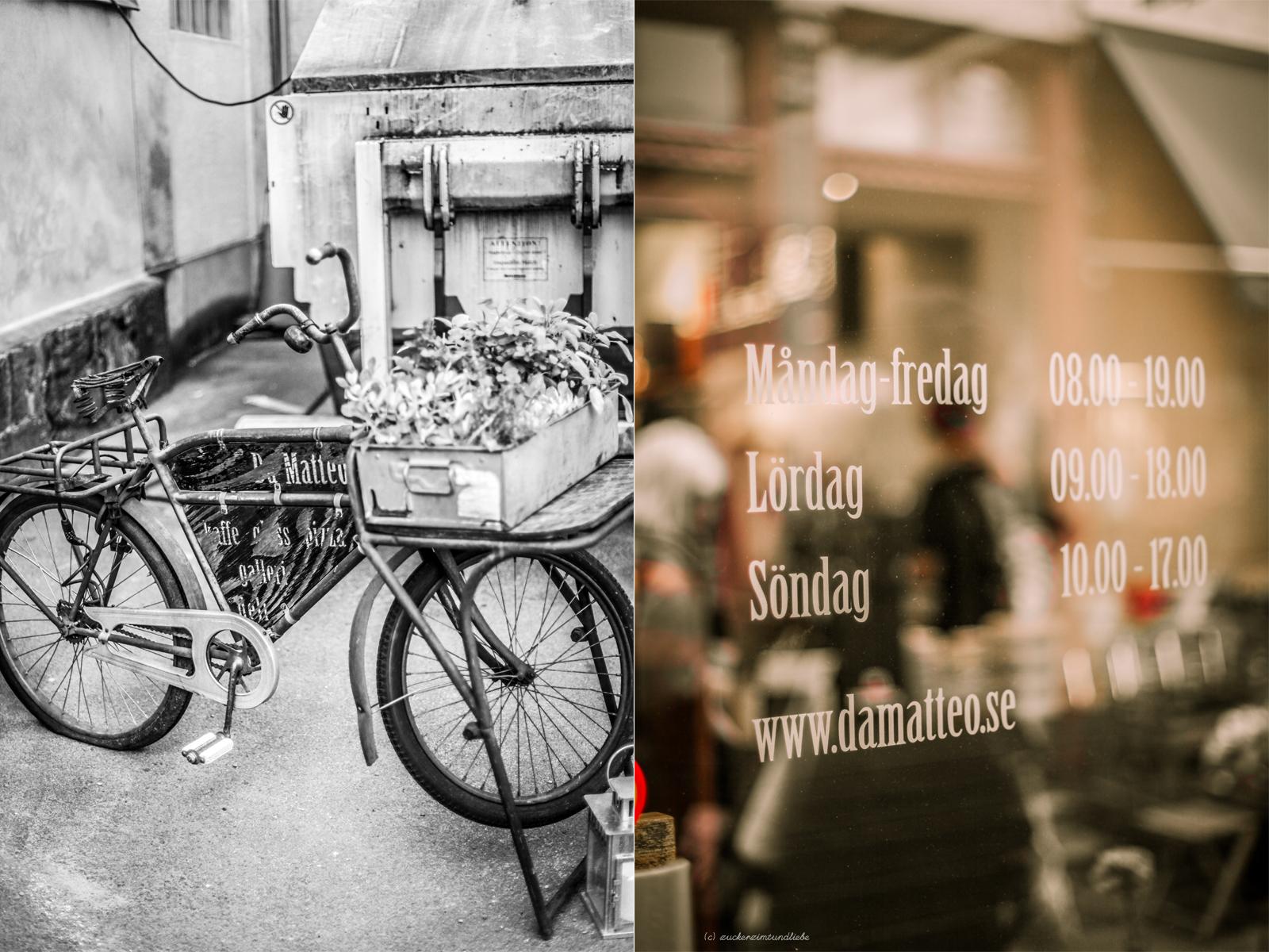 Zuckerzimtundliebe Göteborg Westschweden Da Matteo2