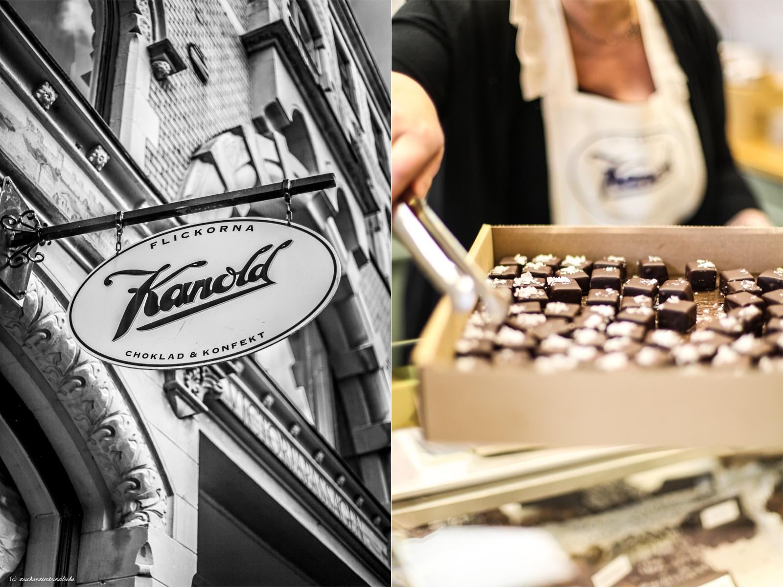Zuckerzimtundliebe Göteborg Westschweden Kanold Schokoladenmanufaktur