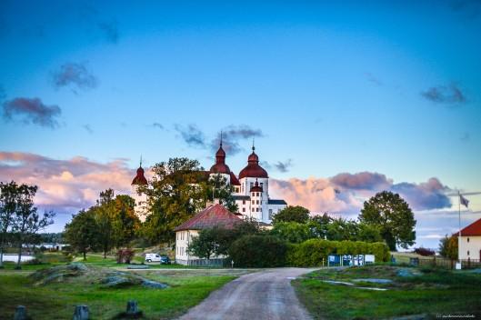 Zuckerzimtundliebe Läckö Slot Westschweden Vänernsee