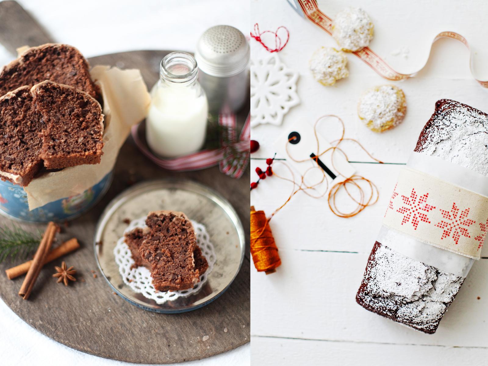 weihnachtliche post aus meiner k che mit schokoladen. Black Bedroom Furniture Sets. Home Design Ideas