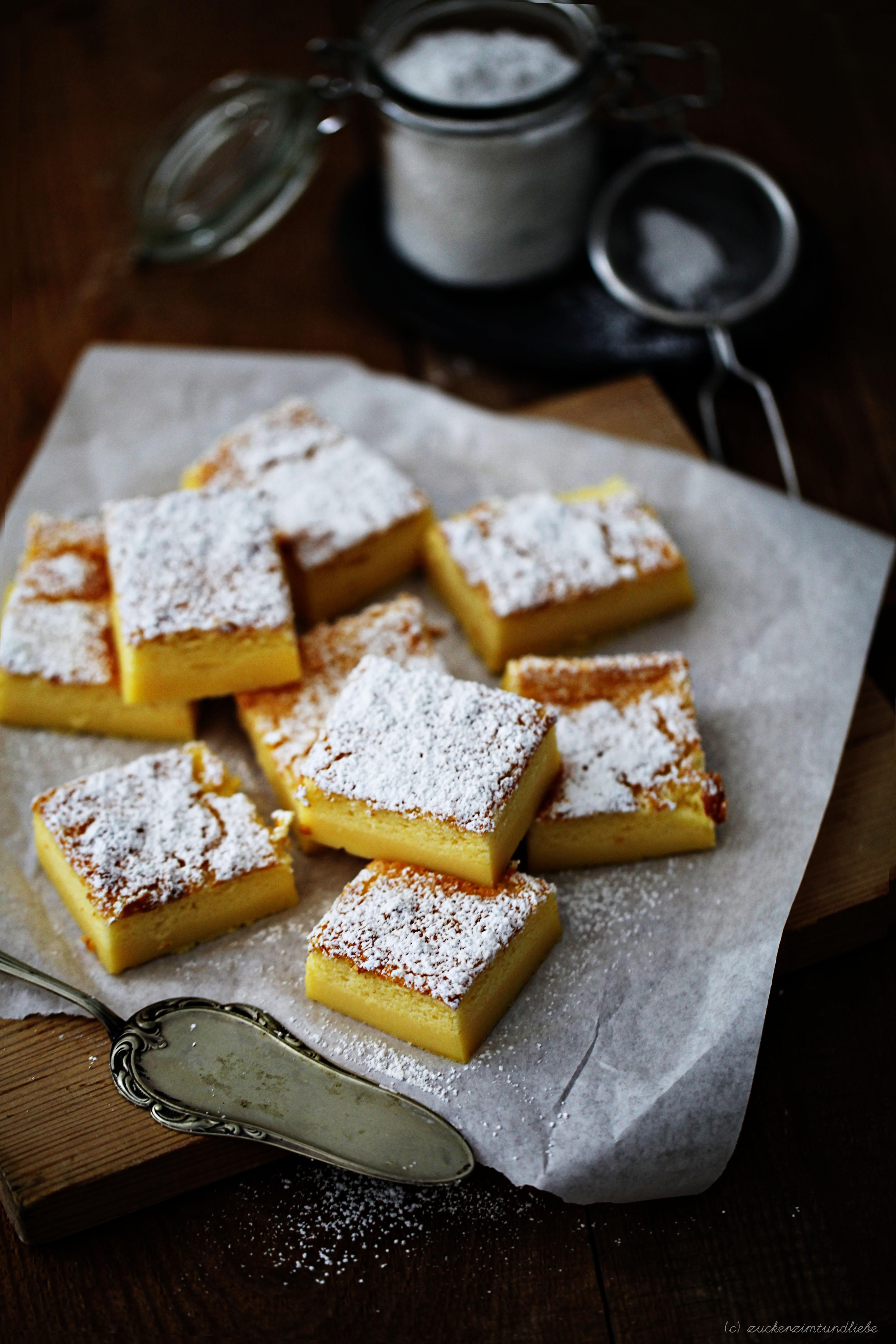 Magic Cake Der Magische Kuchen Ein Teig Drei Kuchenschichten