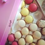 Luxemburgerli Macarons Wochenende in Zürich Sprüngli Café Städtereise
