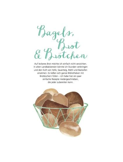 Frühstücksglück Virginia Horstmann Kochbuch Frühstücksrezepte Julia Marquardt Food Illustrationen